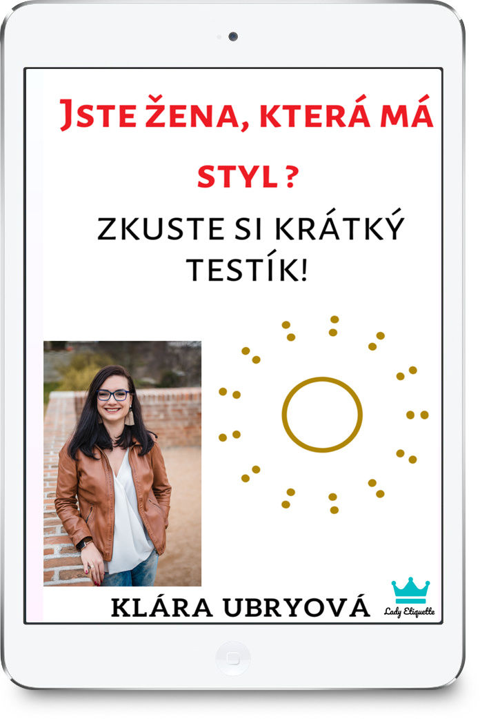 Jste žena, která má styl? Zkuste si krátký testík!