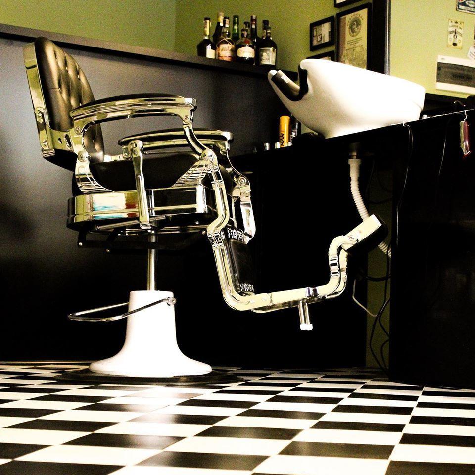 barbershop - pánové nebojte se